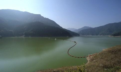 神流湖(下久保ダム)