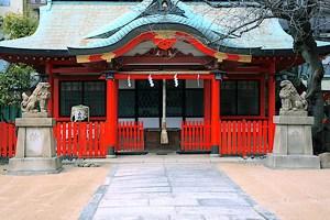 厳島神社(兵庫弁天)