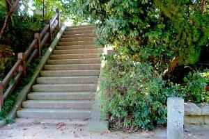 三木城(上の丸公園・上の丸稲荷神社)