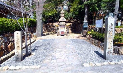 須磨浦公園・敦盛塚