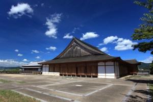 篠山城・大書院