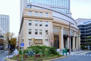神戸朝日ビル(旧神戸証券取引所)