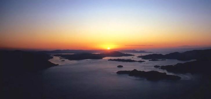 竜王山展望台