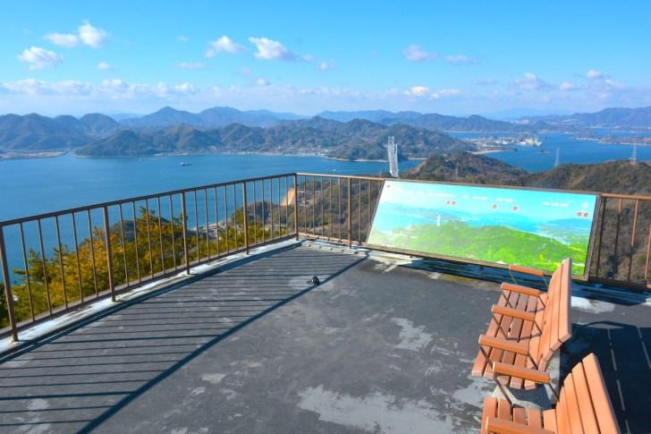 高見山展望台