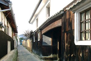 中野旧家群