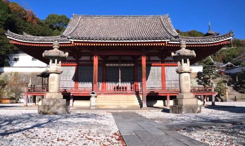 西國寺・金堂