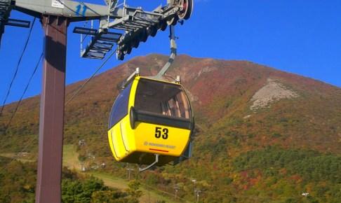 磐梯山ロープウェイ