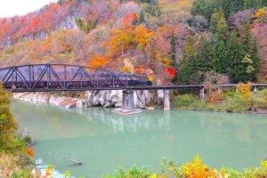 第四只見川橋梁