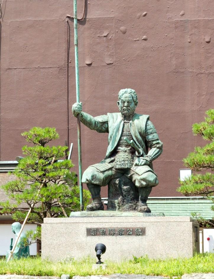 北の庄城跡(柴田公園)