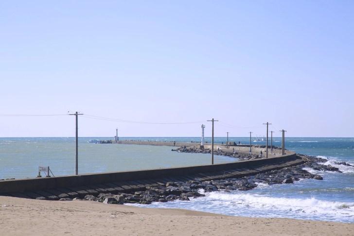 三国港突堤
