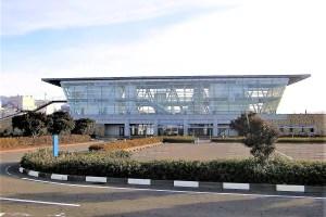 敦賀フェリーターミナル(敦賀新港)