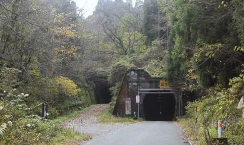 山中トンネル(旧北陸線トンネル群)