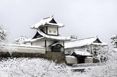 金沢城・石川門
