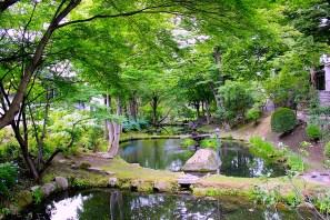 岩手公園(盛岡城跡)