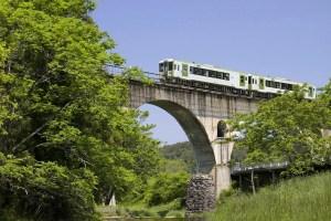 宮守川橋梁