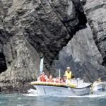 碁石海岸穴通船(碁石海岸アドベンチャー)