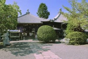 出釈迦寺(四国八十八ヶ所霊場第73番札所)
