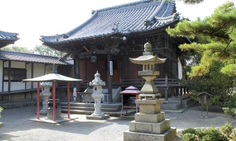 天皇寺(高照院・四国八十八ヶ所霊場第79番札所)