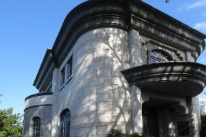 外国人墓地資料館