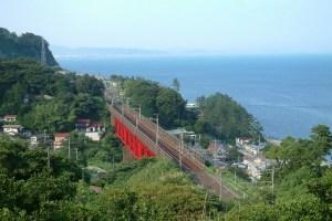 白糸川橋梁