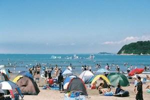 逗子海岸(逗子海岸海水浴場)