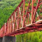 旧魚梁瀬森林鉄道施設・小島橋