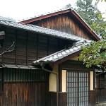 夏目漱石第三旧居・大江の家