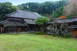 上田家庄屋屋敷