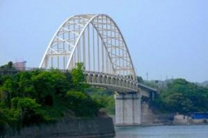 天草五橋・2号橋(大矢野橋)