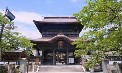 阿蘇神社・楼門