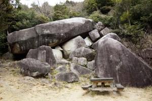 矢岳巨石群(白嶽森林公園)