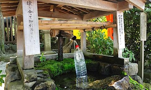 八坂神社・祇園神水