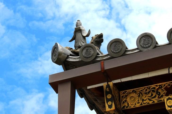 仁和寺・金堂(黄安仙人)