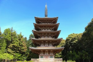 醍醐寺・五重塔
