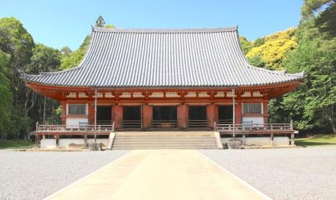 醍醐寺・金堂