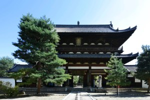 黄檗山萬福寺・三門
