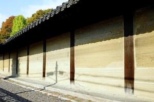 蓮華王院(三十三間堂)・太閤塀