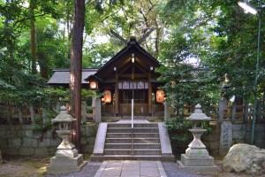 木島神社(木嶋坐天照御魂神社)