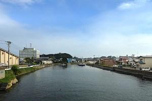 貞山運河(貞山堀)