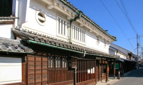 橿原市今井町伝統的建造物群保存地区