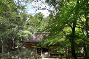 室生寺・本堂(灌頂堂)