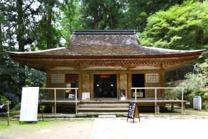 室生寺・弥勒堂