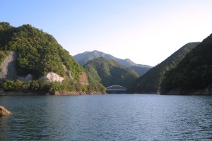 池原ダム(池原湖)