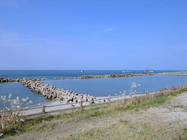 寄居浜海岸
