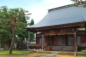 光福寺(北越戊辰戦争長岡藩本陣跡)