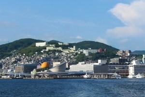 長崎港ターミナルビル