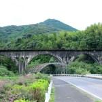 松浦鉄道・福井川橋梁