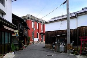 街角ミュゼ牛窓文化館(旧中國銀行牛窓支店)