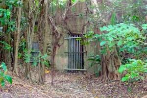 旧日本軍第三十二軍司令部壕