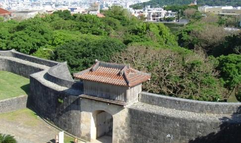 首里城・久慶門